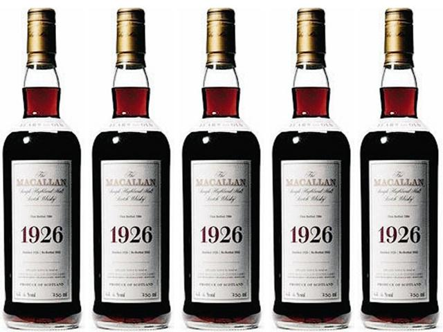 "Macallan 1926, ""Fine and Rare"""