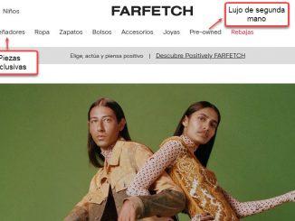 Farfetch website